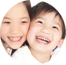 子どもの矯正治療(Ⅰ期治療)